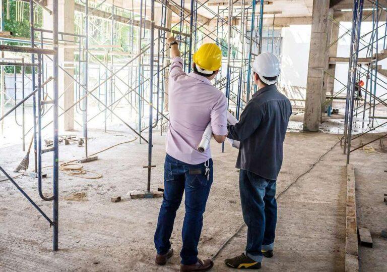 Защитные технологии в строительных конструкциях