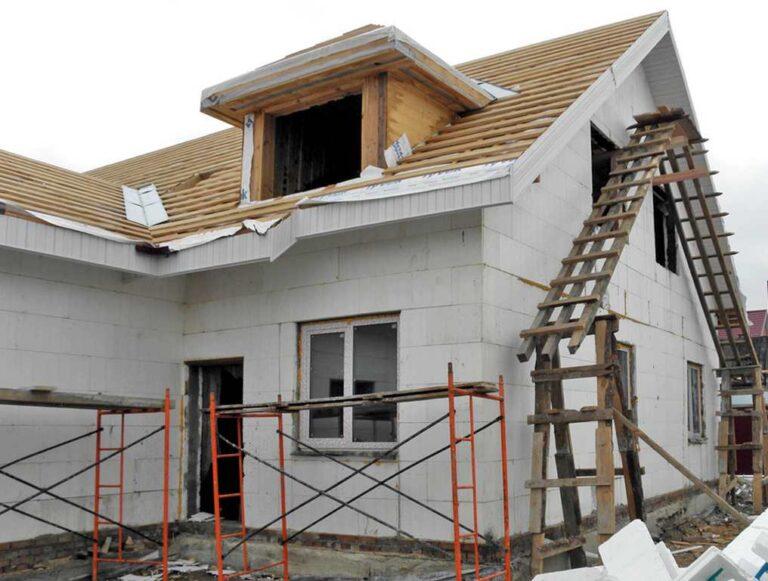 Технология строительства «Теплый дом»