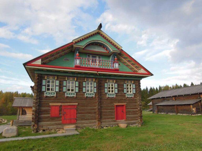 Исторические особенности строительства дома